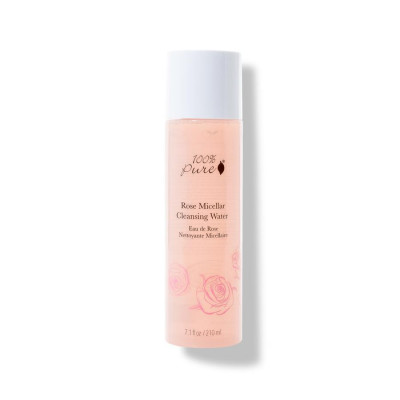 100%PURE 玫瑰潔淨卸妝水210ml