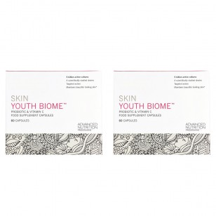 ANP Advanced Nutrition Programme  Skin Youth Biome(Double pack) 維C美肌益生菌療程(2盒4個月療程裝)