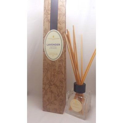 Amphora Aromatics Diffuser- reed diffuser kit - lavender 薰衣草天然蘆葦條香薰 100ML