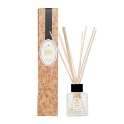 Amphora Aromatics Diffuser- reed diffuser kit - Citrus Tonic 柑橘和檸檬草天然蘆葦條香薰 100ML