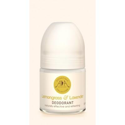 英國 Amphora Aromatics 天然止汗香體液 (檸檬草+薰衣草) 50ml
