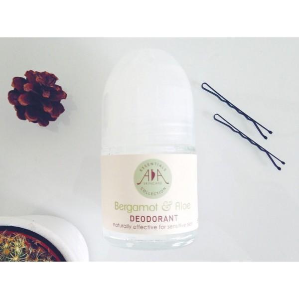 英國 Amphora Aromatics 天然止汗香體液 (佛手柑+蘆薈) 50ml
