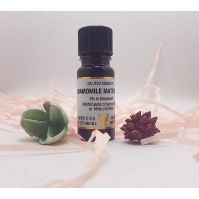 Amphora Aromatics 洋甘菊5%精油 (稀釋在95%葡萄籽油) 10ml