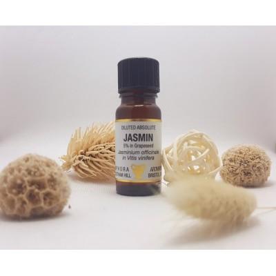 Amphora Aromatics 茉莉5%精油 (稀釋在95%葡萄籽油) 10ml