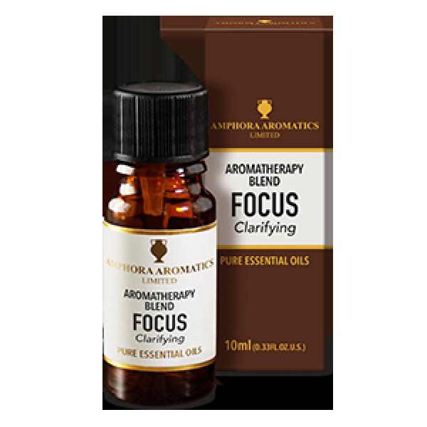AA Aromatherapy Blend 複方精油 Focus Clarifying 10ml