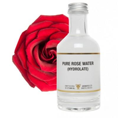 英國 Amphora Aromatics 有機玫瑰 花水 純露