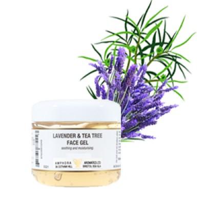 英國 Amphora Aromatics 薰衣草茶樹 Face Gel 100ml (適合暗瘡皮膚)