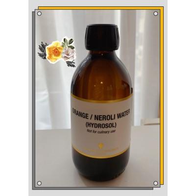 Amphora Aromatics 天然橙花花水 Hydrolate (全新琥珀玻璃瓶裝)250ml