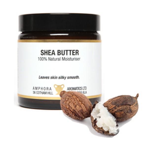 英國 Amphora Aromatics  乳木果油 Moisturizer 120ml (面部身體適用)