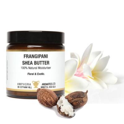 英國 Amphora Aromatics   雞蛋花乳木果油 Moisturizer 120ml (面部身體適用)