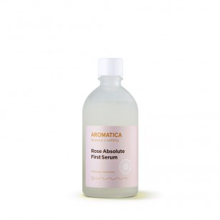 Aromatica 玫瑰萃取亮膚肌底精華 130ml