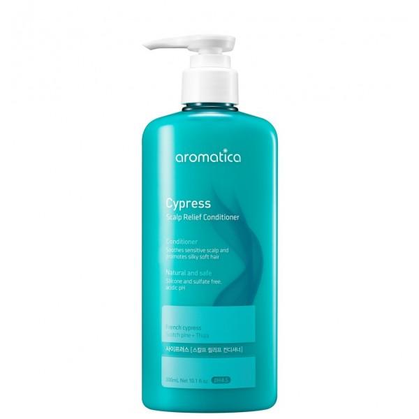 Aromatica 柏樹頭皮舒緩護髮素 300ml