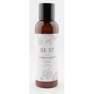 BE.ST Beauty Sensation 有機新生滋潤潔面乳 110ml