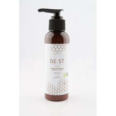 BE.ST Beauty Sensation 有機水嫩滋養面膜 100ml