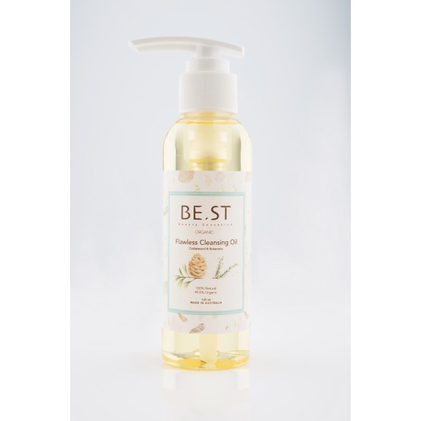 BE.ST Beauty Sensation Flawless Cleansing Oil 完美卸妝油 125ml