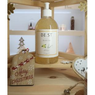 BE.ST Beauty Sensation Organic Shower Gel 香檳沐浴泡泡 500ml