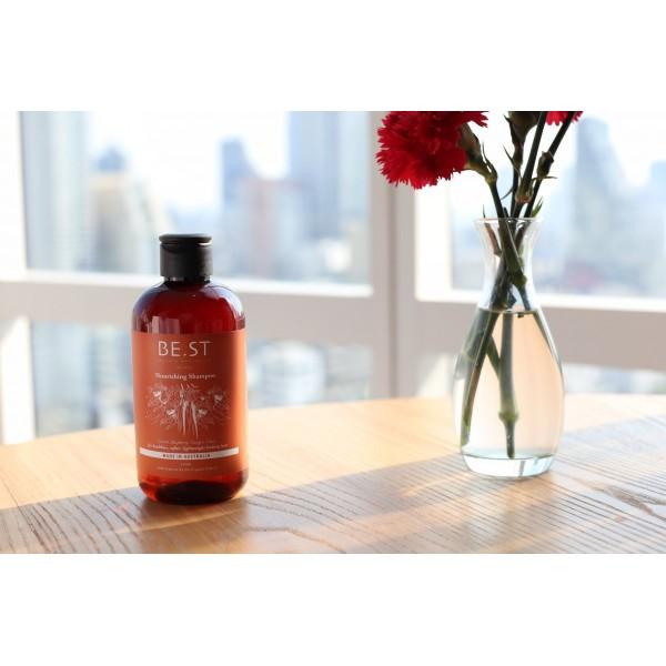 BE.ST Beauty Sensation 有機營養洗髮露 Organic Nourishing Shampoo 250ml