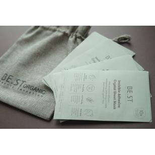 BE.ST Beauty Sensation 隱形緊緻冰凝面膜紙(4片/套)