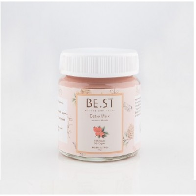 BE.ST Beauty Sensation 有機排毒面膜 Detox Mask 75gm