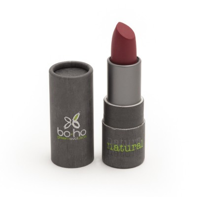 Boho Green Makeup 有機唇膏 (Matte)啞緻 #103 Groseille (Matte Raspberry)