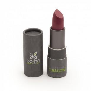 Boho Green Makeup 有機唇膏 (Matte)啞緻 #106 Tulipe (Matte Deep Pink)