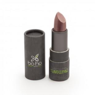 Boho Green Makeup 有機唇膏 (Pearl Shine)珍珠光澤 #404 Rose Anglais (Pale Shimmer Pink)