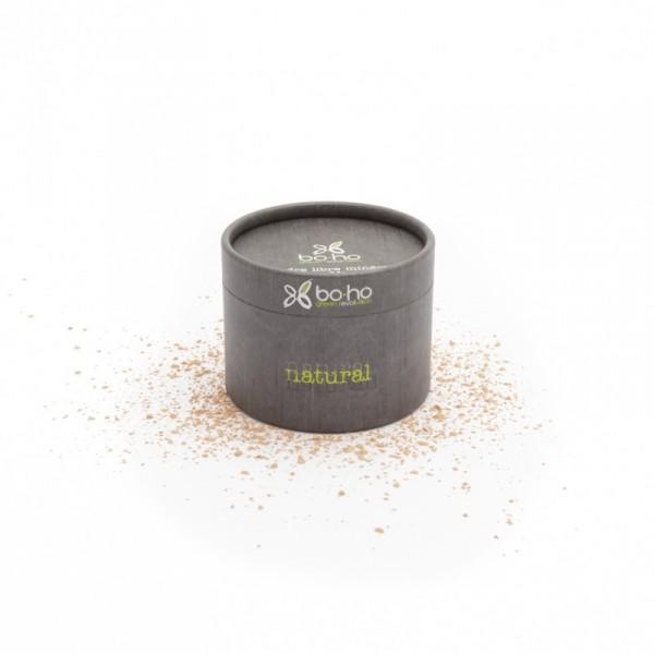 Boho Green Makeup 有機礦物定妝碎粉 #1 Beige Clair (Light)
