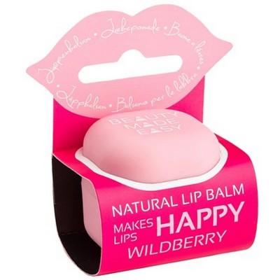 Beauty Made Easy 潤唇球 7g-蔓越莓 (淡粉色)