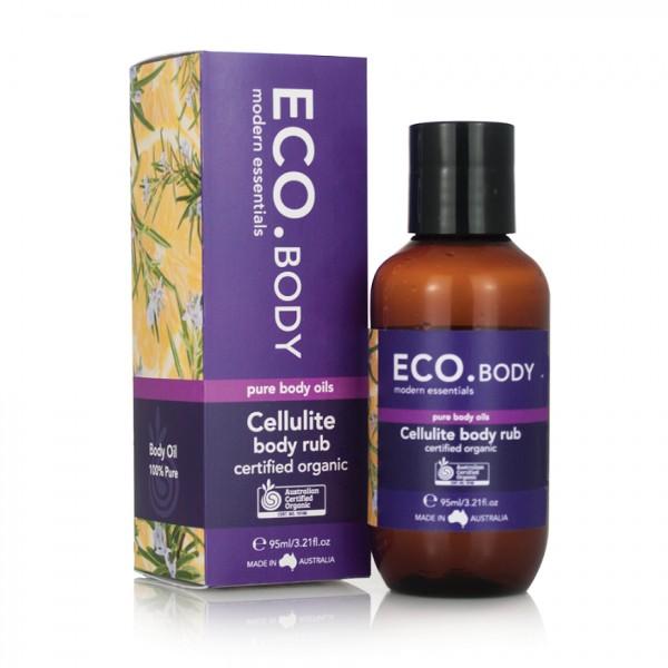 ECO 有機消脂排毒去水腫身體潤膚按摩油