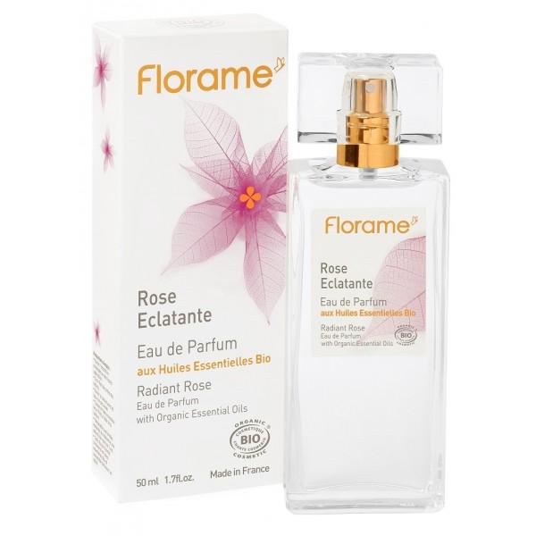 "Florame 有機經典玫瑰濃香水""Radiant Rose"" 50ml"