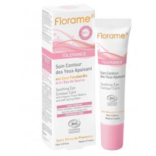 Florame Tolerance 有機舒敏保濕眼霜 15ml
