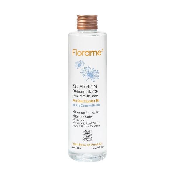 Florame 有機低敏面部卸妝水 200ml