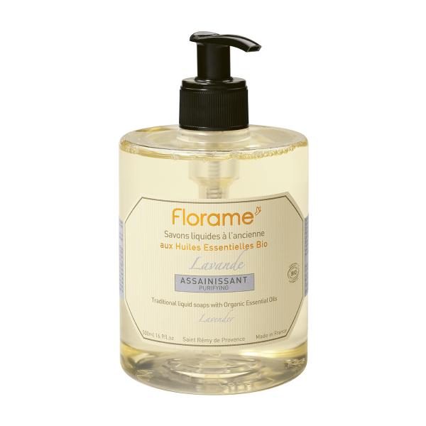 Florame 法國傳統有機肥皂液 (薰衣草) 500ml