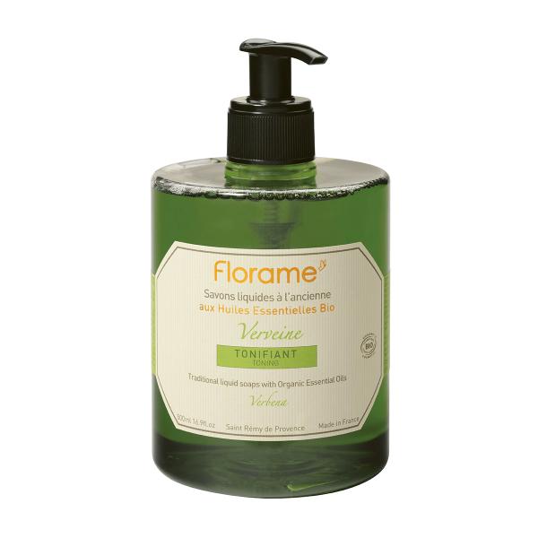 Florame 法國傳統有機肥皂液 (馬鞭草) 500ml