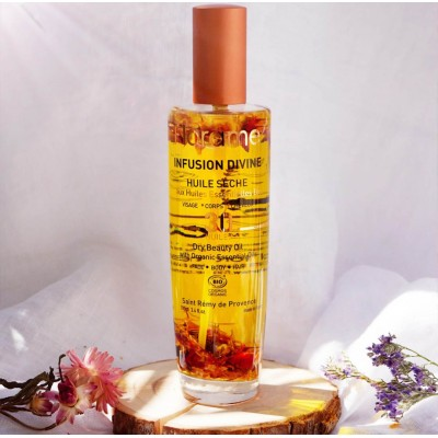 Florame 全方位極緻美顏油 (face, body & hair) 100ml