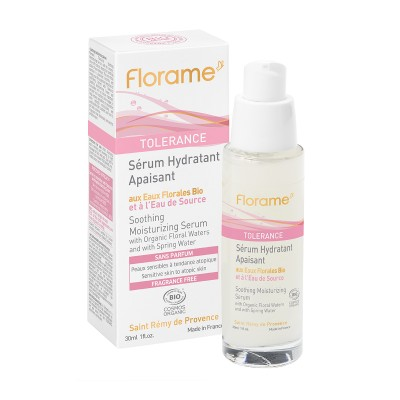Florame Tolerance 有機舒敏水份精華 30ml