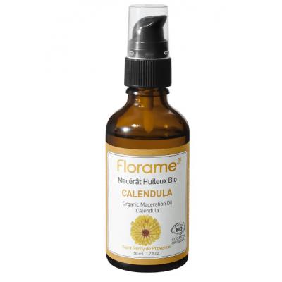 FLORAME Organic Calendula Oil 有機金盞花油 50ml