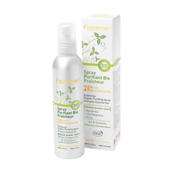 FLORAME Freshness Purifying Spray 淨化殺菌噴霧 - 清新 180ml