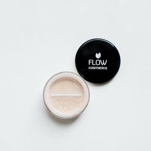 FLOW COSMETICS 天然零瑕肌礦物粉底 (Porcelain) 8G