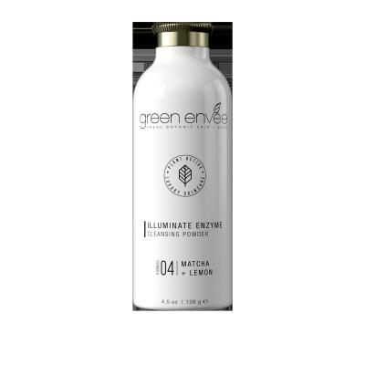 Green Envee 04 ILLUMINATE ENZYME CLEANSING POWDER 天然酵素亮白潔面粉 (128G)
