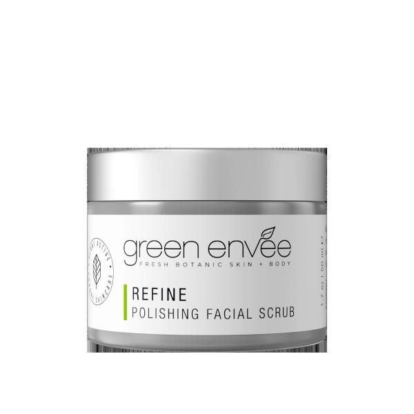 Green Envee 05 REFINE POLISHING FACIAL SCRUB 深層面部磨砂 (50ML)