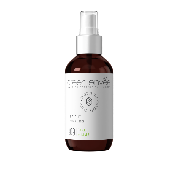 Green Envee 09 BRIGHT FACIAL MIST 明亮保濕噴霧 (118ML)
