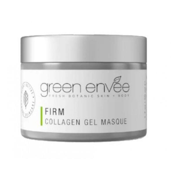 Green Envee 12 FIRM COLLAGE GEL MASQUE 緊緻膠原面膜 (50ML)