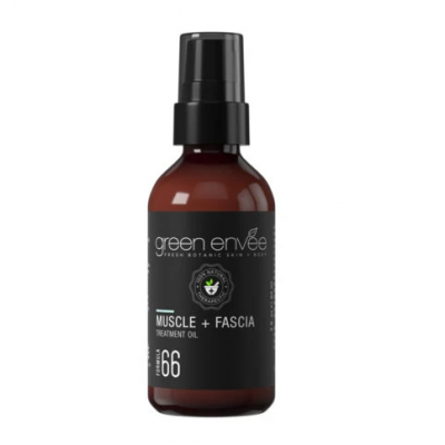 Green Envee 66 Muscle + Fascia Treatment Oil  60ml