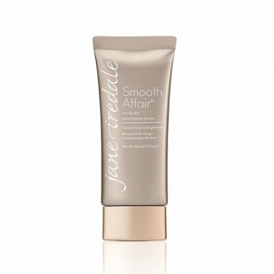 Jane Iredale 亮麗柔滑控油打底乳液 Smooth Affair ® For Oily Skin Facial Primer & Brightener 50ml