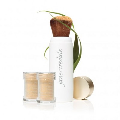 Jane Iredale 防曬粉SPF 30 Powder Me SPF ® 補充粉掃 Refillable Brush (Translucent - 透明 / Nude)