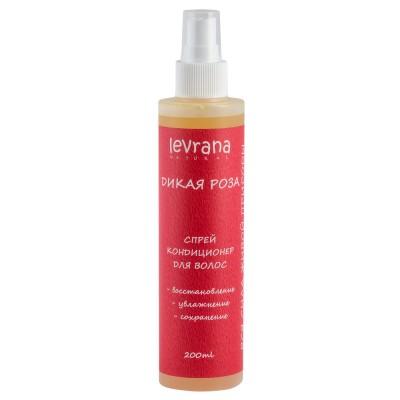 Levrana LVA 野玫瑰免沖洗頭髮護理噴霧200ml