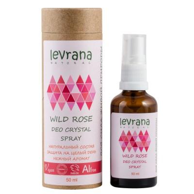Levrana (LVA)天然防菌除臭 Wild Rose 50ml
