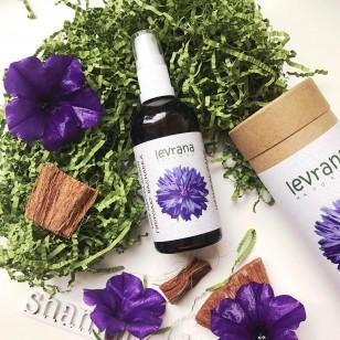 Levrana (LVA) 100% Natural Cornflower Hydrosol 100ml