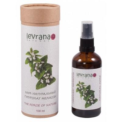 Levrana (LVA) 100%天然香蜂草(Melissa)純露 100ml